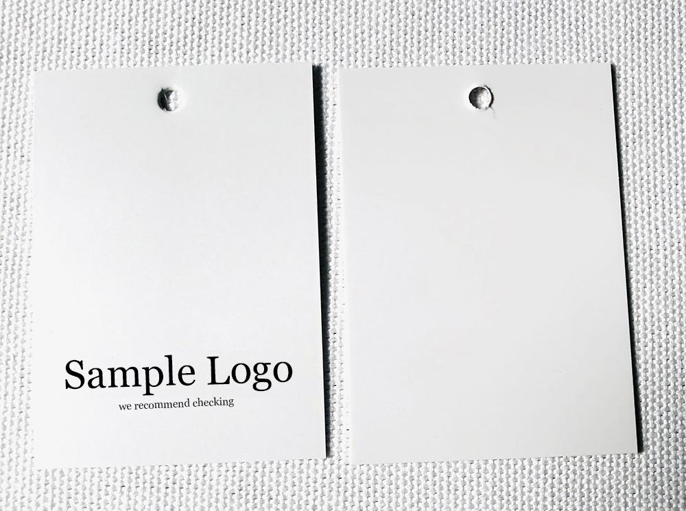 オリジナルペーパータグ・下げ札おすすめ作成方法